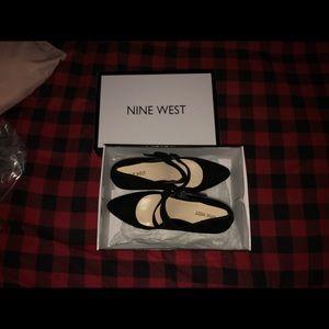 Nine West: Black High Heels